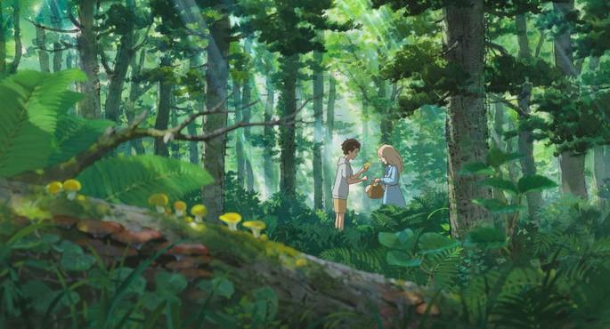 Recuerdo de Marnie Netflix Ghibli películas