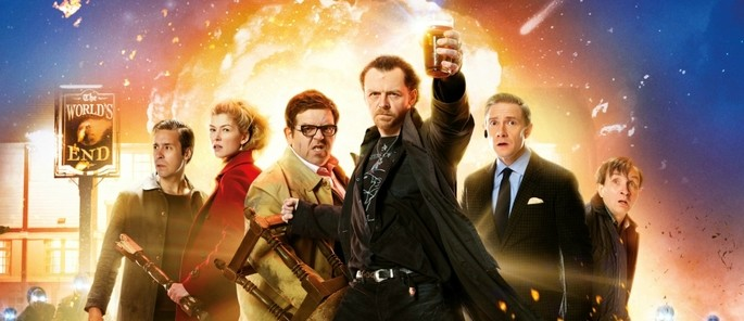 07 - Peliculas de extraterrestres - The World's End