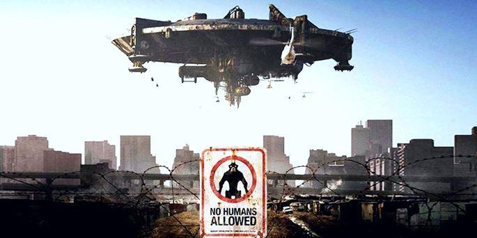 08 - Peliculas de extraterrestres - District 9 - Distrito 9