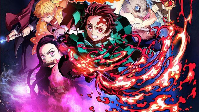 1 - Animes interesantes - Kimetsu No Yaiba