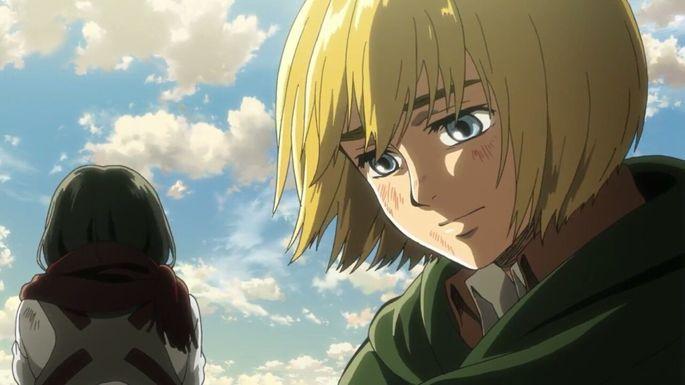 1 - Armin - Shingeki no kyojin