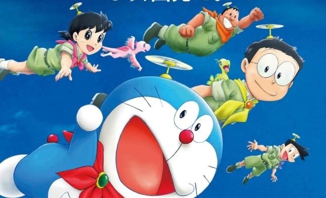 1 Doraemon Movie 40 Estrenos Anime Agosto