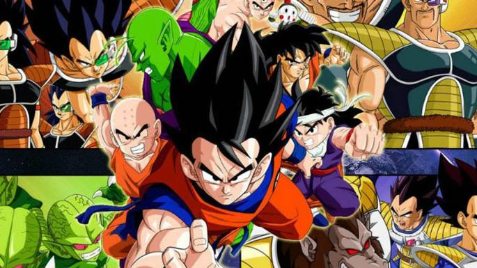1 Dragon Ball Z - Animes Accion
