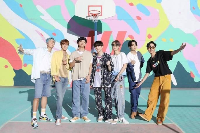1 - Grupos Kpop - BTS