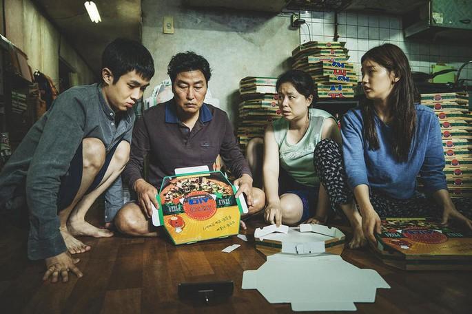 1 - Las mejores películas coreanas - Parasite