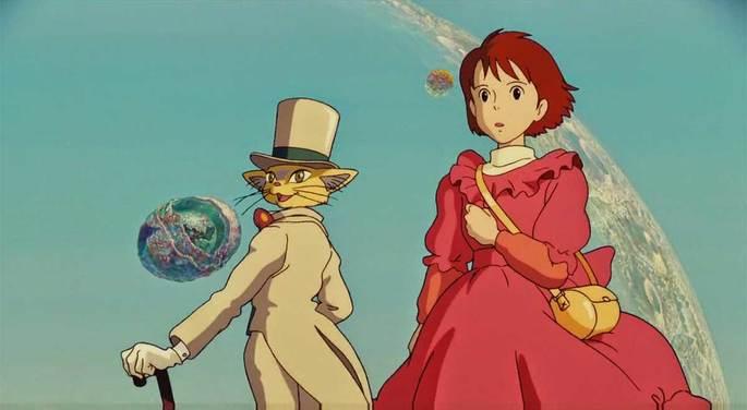 1 - Las mejores películas de anime - Susurros del corazón
