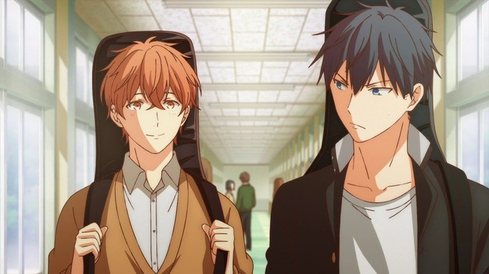 1 - Los mejores anime yaoi - Given
