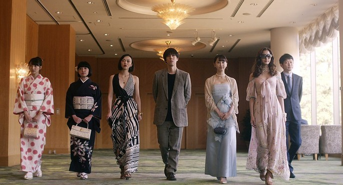 1 Mejores doramas japoneses - Million Yen Women