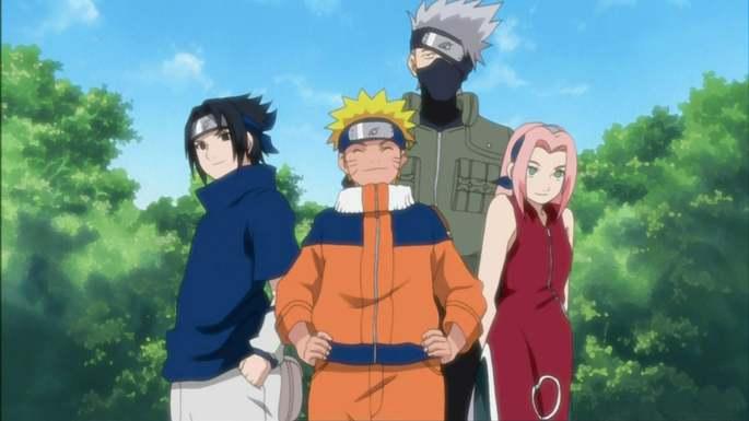 1 Naruto episodios relleno