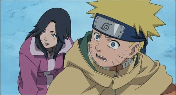 1 - Naruto películas - Naruto la película ¡Batalla ninja en la tierra de la nieve!