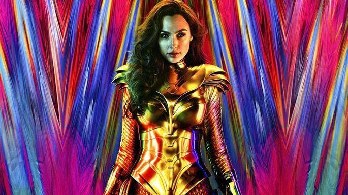 1 - Orden cronológico películas DC - Wonder Woman 1984