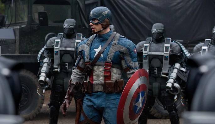 1 - Orden cronológico películas de Marvel - Capitán América