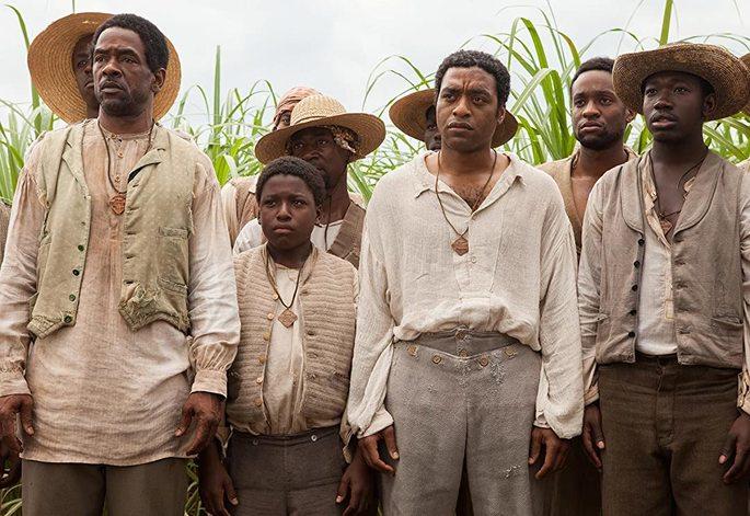 1 Peliculas basadas en hechos reales - 12 years a slave