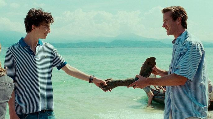 1 - Películas de amor juvenil en Netflix - Call me by your name