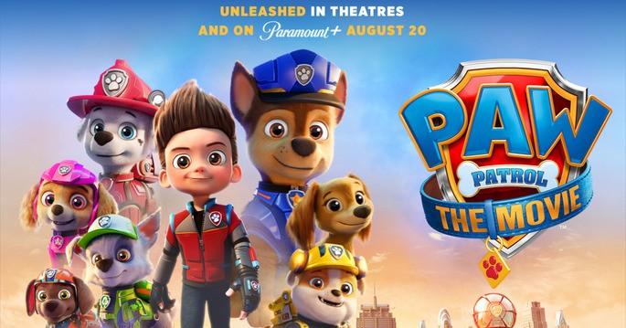 1 - Películas infantiles - Paw Patrol The Movie