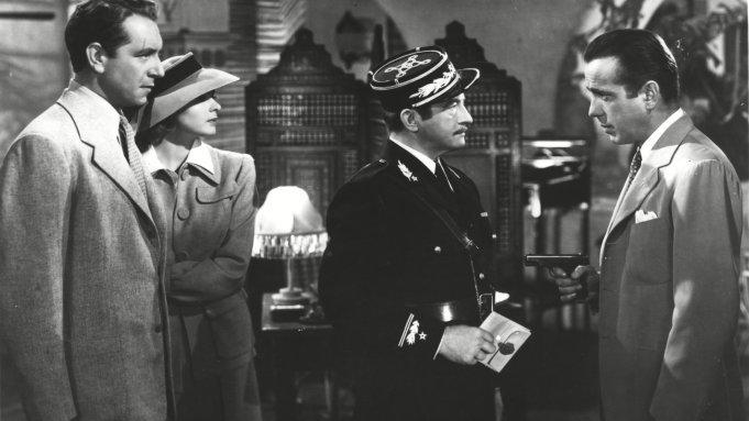 1 - Películas románticas - Casablanca