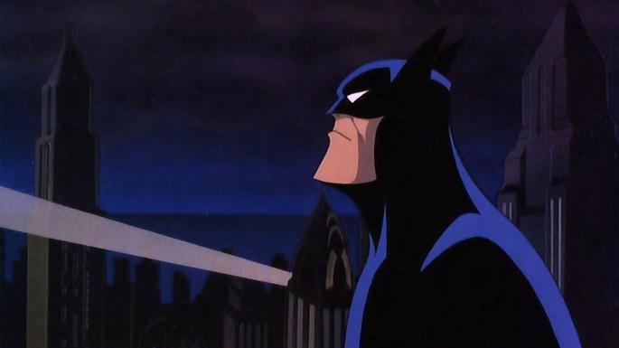 1- Series de los 90 - Batman la serie animada