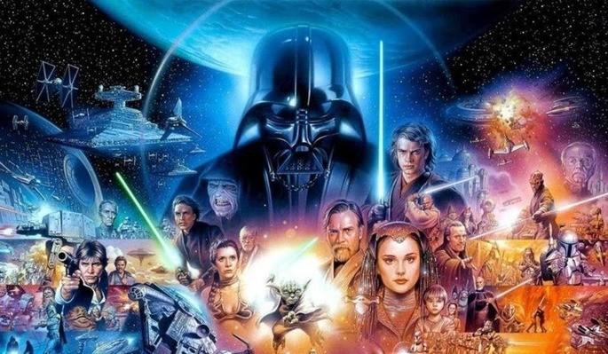 1 Star Wars Orden de producción