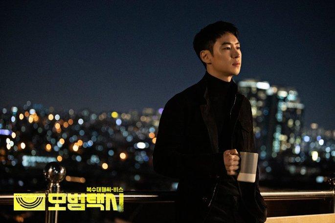 1 - Doramas coreanos abril - Taxi Driver