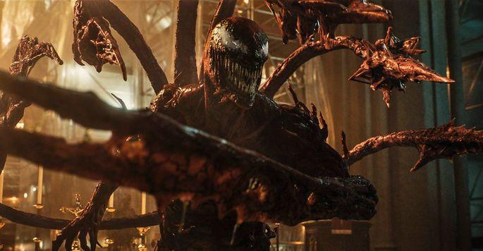 1 - Venom simbiontes - Carnage