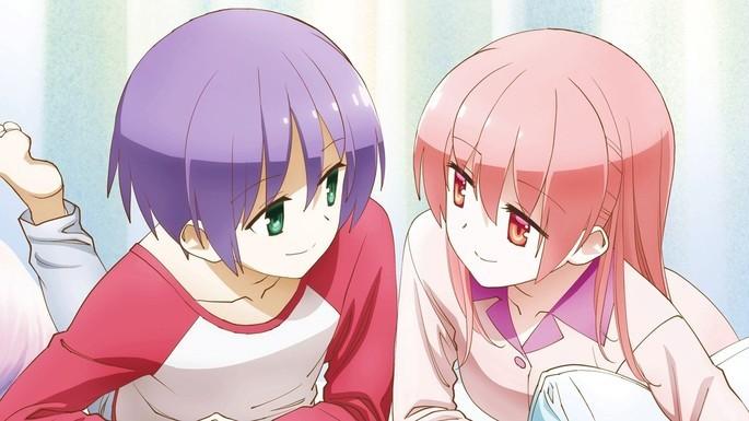10 - Anime estrenos verano - Tonikaku Kawaii