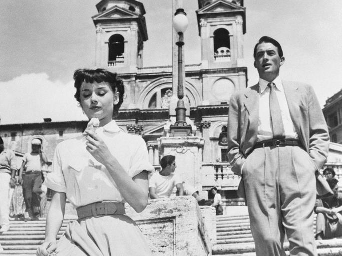 10 - Comedias Románticas - Roman Holiday