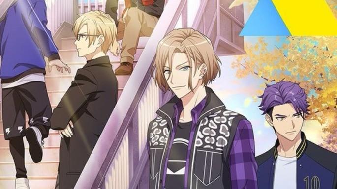 10 Estrenos anime otoño - A3! Season Autumn & Winter