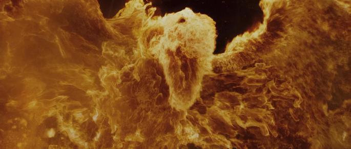 10 - Fuego maligno