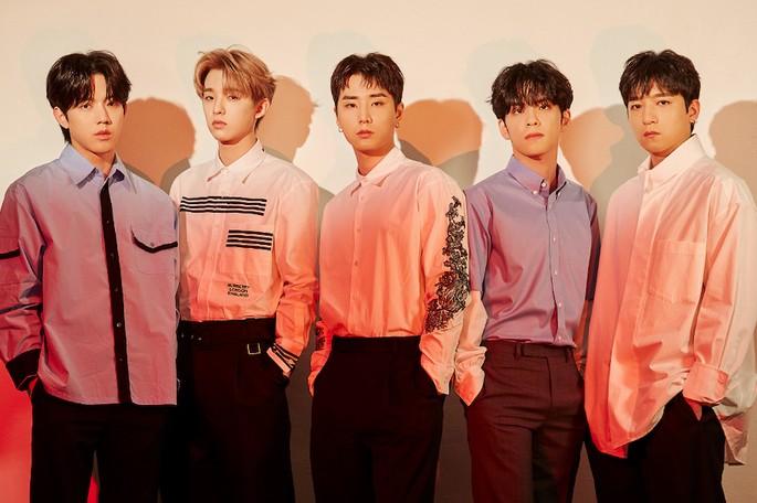 10 - Grupos Kpop - Day6