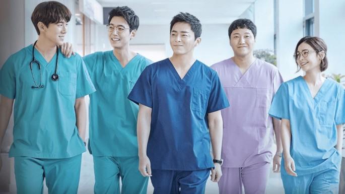 10 Hospital Playlist Mejores Doramas 2020