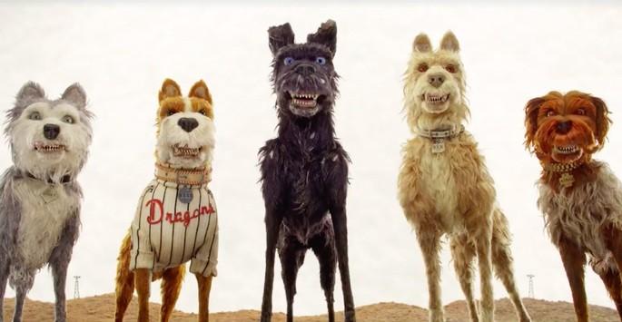 10 Isle of Dogs Películas Ciencia Ficción