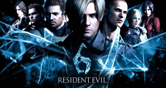 10 - Juegos Resident Evil orden cronológico - Resident Evil 6