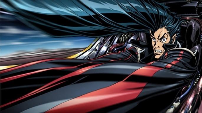 10 - Las mejores películas de anime - Redline