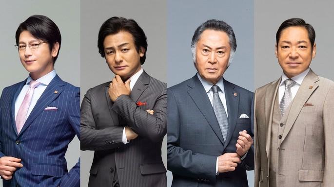 10 Mejores doramas japoneses - Hanzawa Naoki