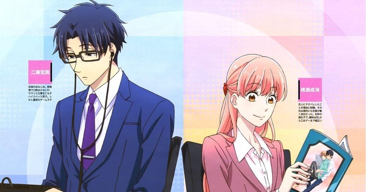 Anime | ¡Conoce las 10 mejores series Josei! - SuperAficionados