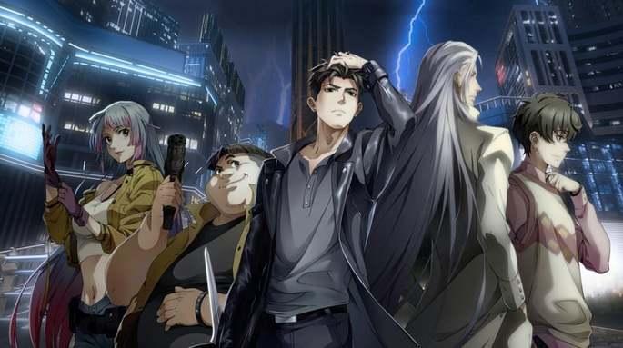 10 Min Diao Ju Yi Wen Lu Estrenos Anime Agosto