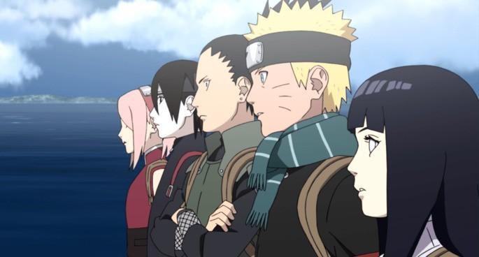 10 - Naruto películas - The Last Naruto the Movie