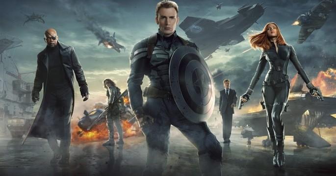 10 - Orden cronológico películas de Marvel - Capitán América El soldado de invierno