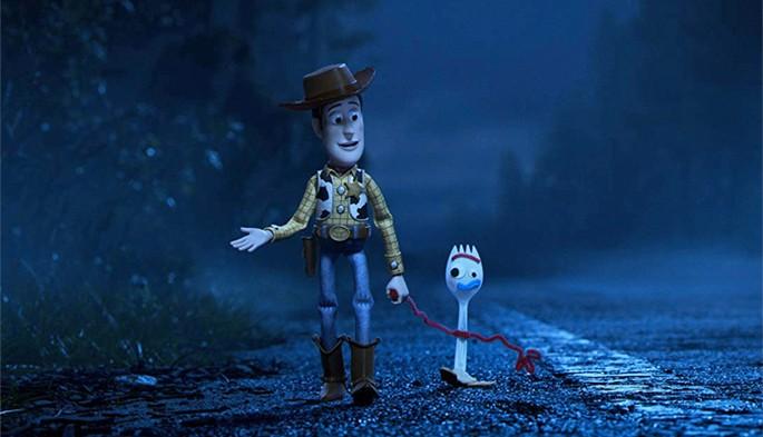 10 - Películas de Pixar - Toy Story 4