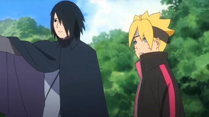 10 Sasuke y Boruto
