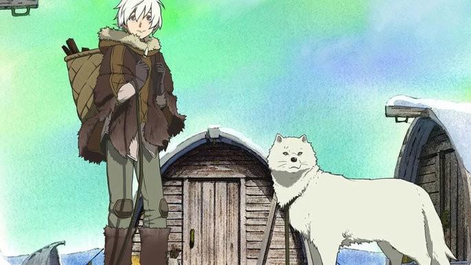 11 - Anime temporada primavera - Fumetsu no Anata e