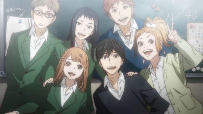 11 - Animes interesantes - Orange