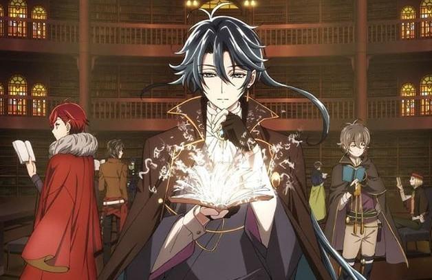 11 Bungo to Alchemist Shinpan no Haguruma Estrenos Verano