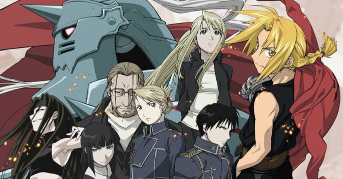 11 Full Metal Alchemist Brotherhood Anime Netflix