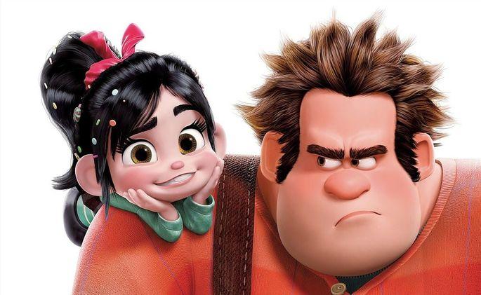 11 Mejores Peliculas Disney - Ralph el demoledor