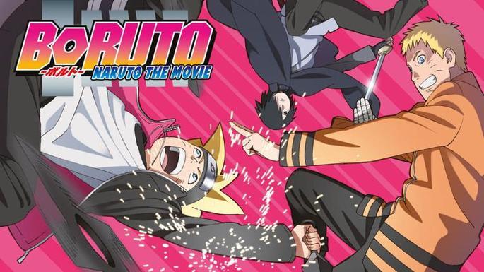 11 - Naruto películas - Boruto Naruto the Movie