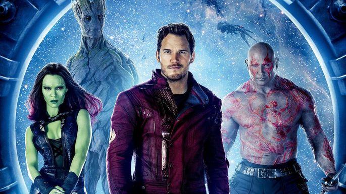 11 - Orden cronológico películas de Marvel - Guardianes de la Galaxia