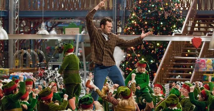 11 Peliculas de Navidad - Fred Claus