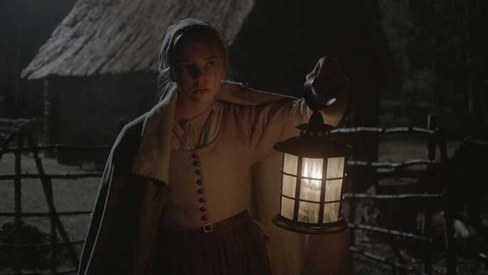 11 Peliculas de terror - The Witch