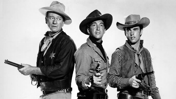 11 - Películas del oeste -  Río Bravo